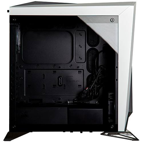 Corsair Carbide SPEC-OMEGA RGB Blanc/Noir pas cher