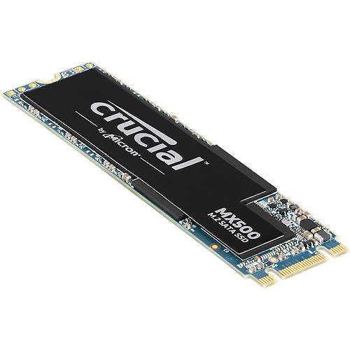 Crucial MX500 1 To M.2 Type 2280 pas cher