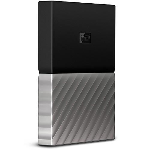 WD My Passport Ultra 3 To Gris-Noir (USB 3.0) pas cher