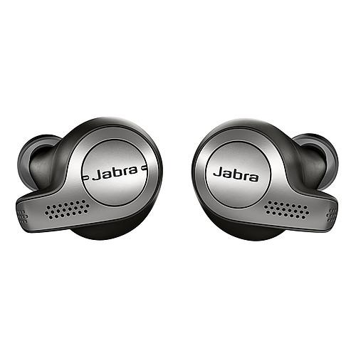 Jabra Elite 65t Titanium Noir pas cher