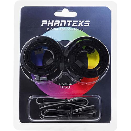 Phanteks Digital RGB LED Combo Kit pas cher