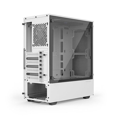 Phanteks Eclipse P300 Tempered Glass (Blanc) pas cher