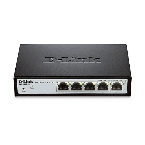 D-Link DGS-1100-05 pas cher