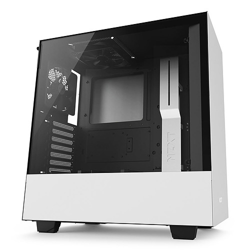 NZXT H500 (blanc) pas cher