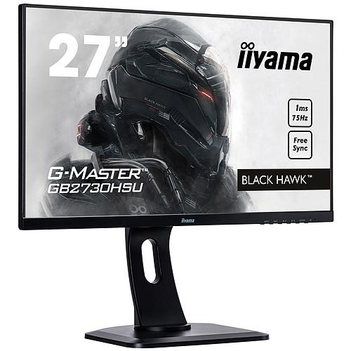 """iiyama 27"""" LED - G-MASTER GB2730HSU-B1 Black Hawk pas cher"""