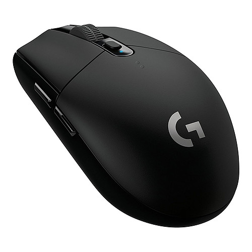 Logitech G305 Lightspeed Wireless Gaming Mouse Noir pas cher