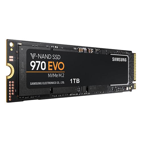 Samsung SSD 970 EVO M.2 PCIe NVMe 1 To pas cher