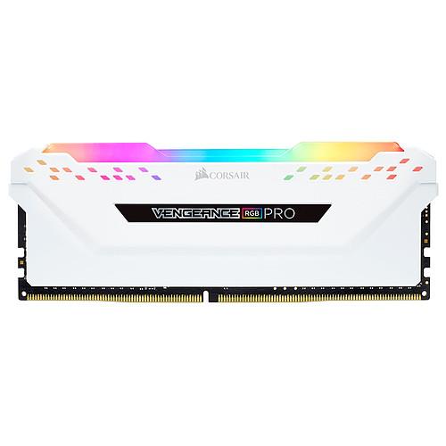Corsair Vengeance RGB PRO Series 32 Go (4x 8 Go) DDR4 3000 MHz CL15 pas cher