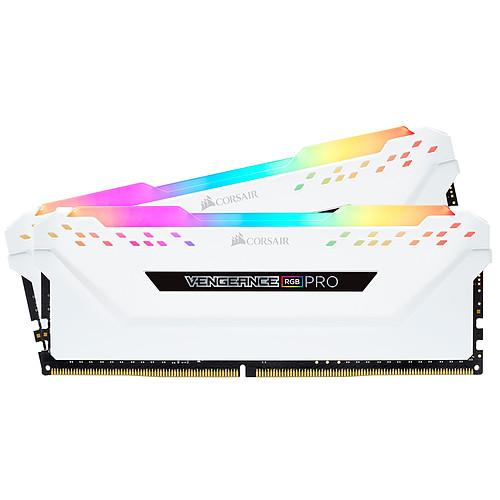 Corsair Vengeance RGB PRO Series 32 Go (2x 16 Go) DDR4 2666 MHz CL16 pas cher