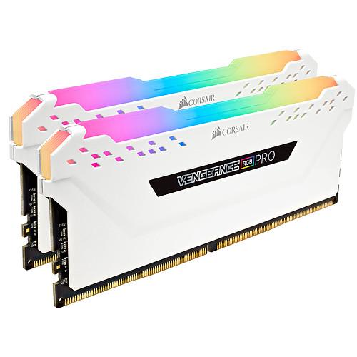 Corsair Vengeance RGB PRO Series 16 Go (2x 8 Go) DDR4 3600 MHz CL18 pas cher