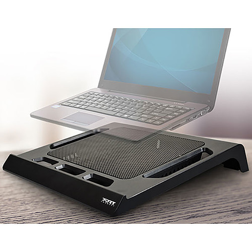 Port Connect Desk Cooling Stand pas cher