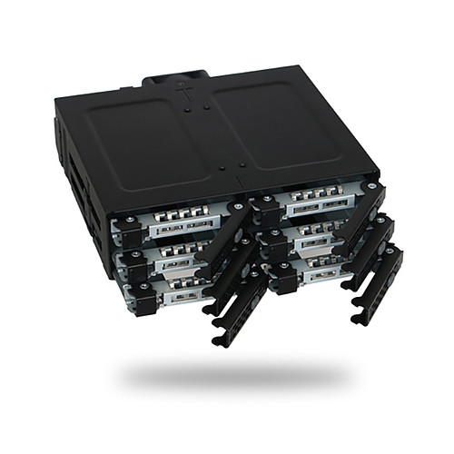 ICY DOCK Tougharmor MB608SP-B Backplane pas cher