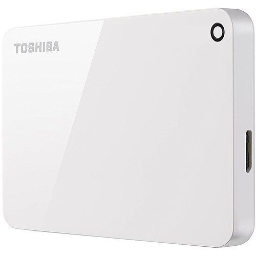 Toshiba Canvio Advance 4 To Blanc pas cher