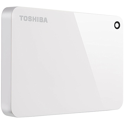 Toshiba Canvio Advance 1 To Blanc pas cher