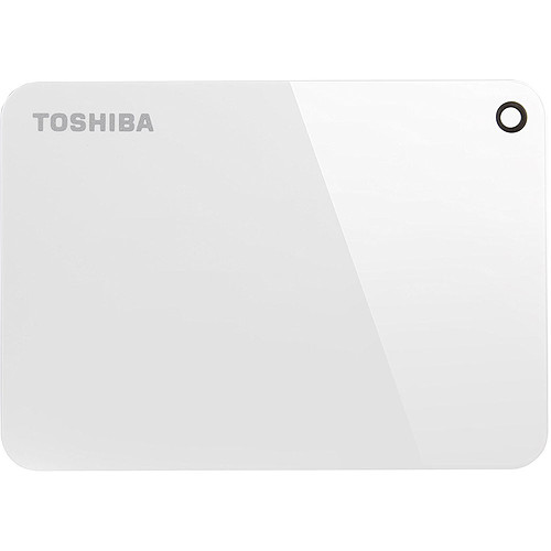 Toshiba Canvio Advance 2 To Blanc pas cher