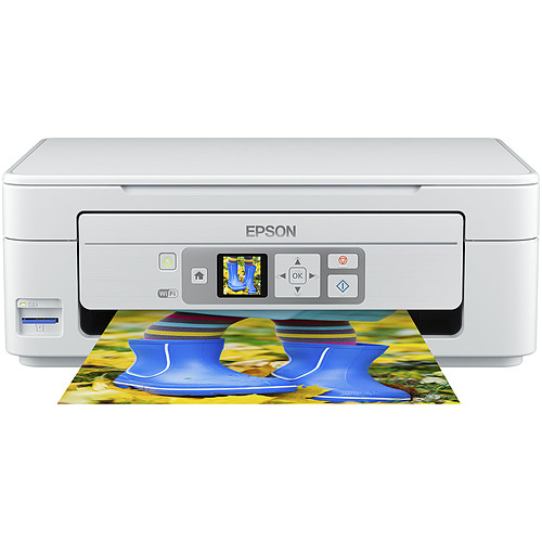 Epson Expression Home XP-355 Blanc pas cher