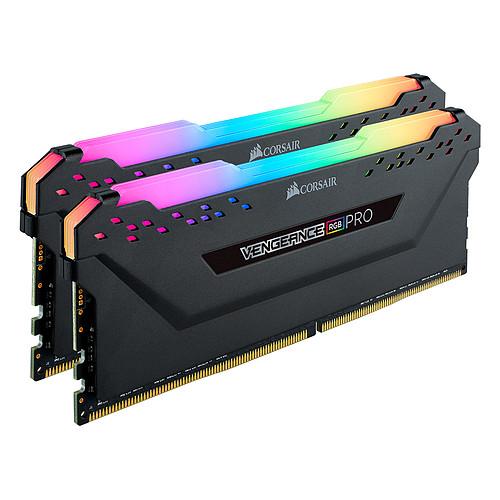 Corsair Vengeance RGB PRO Series 16 Go (2x 8 Go) DDR4 3200 MHz CL16 pas cher