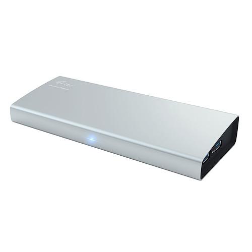 i-tec USB 3.0 Metal Docking Station DVI-I/HDMI/DisplayPort pas cher