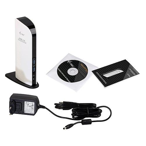 i-tec USB 3.0 HD Video Docking Station Advance pas cher