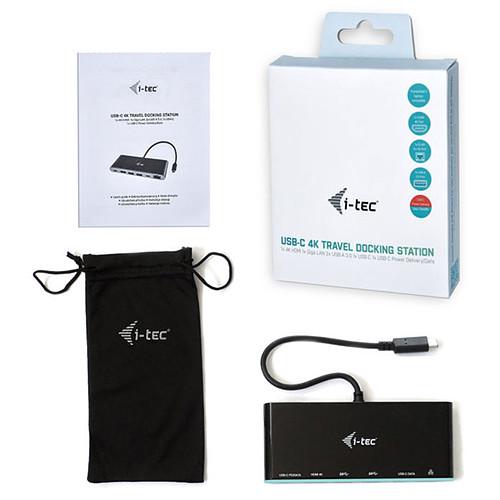 i-tec USB-C 4K Mini Docking Station PD/Data pas cher