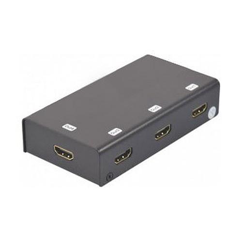 Splitter HDMI 2.0 18 Gbps (4 ports) pas cher