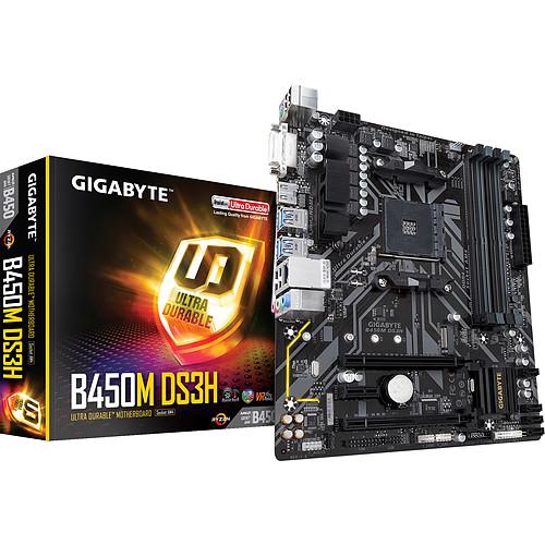 Gigabyte B450M-DS3H pas cher