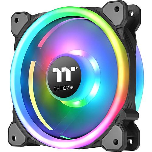 Thermaltake Riing Trio 14 LED RGB Radiator Fan pas cher