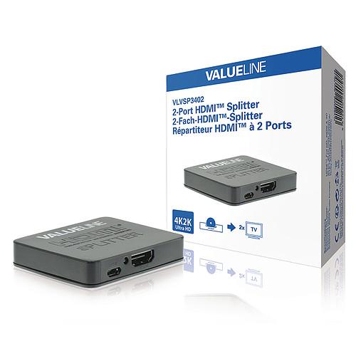 Valueline Splitter HDMI 2 ports pas cher