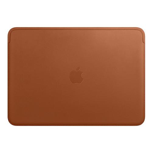 """Apple Housse Cuir MacBook Pro 15"""" Havane pas cher"""