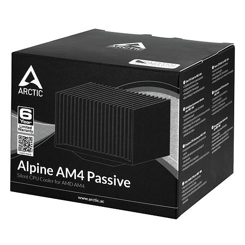 Arctic Alpine AM4 Passive pas cher