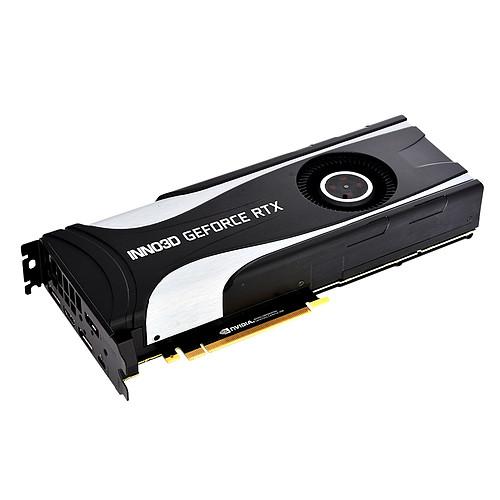 INNO3D GeForce RTX 2080 Jet Edition pas cher