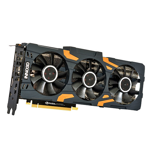 INNO3D GeForce RTX 2080 Gaming OC X3 RGB pas cher