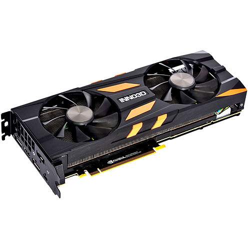 INNO3D GeForce RTX 2080 Ti TWIN X2 pas cher