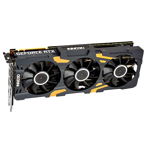 INNO3D GeForce RTX 2080 Ti Gaming OC X3 pas cher
