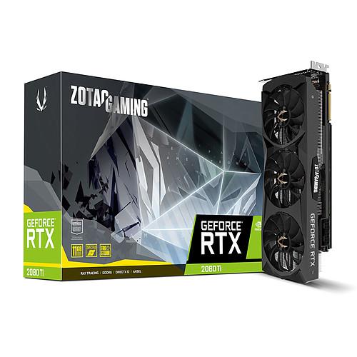 ZOTAC GeForce RTX 2080 Ti 11GB pas cher