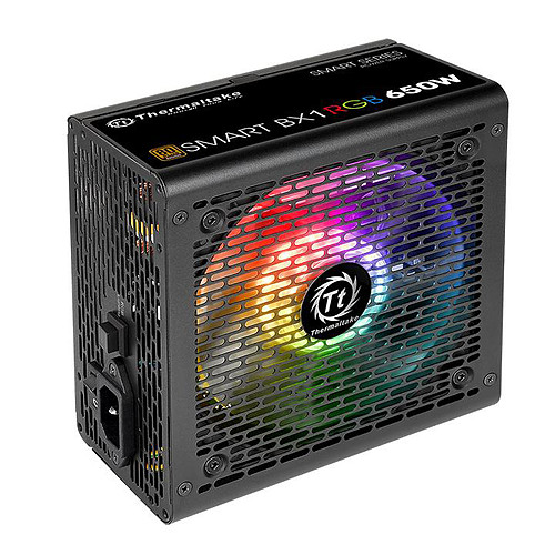 Thermaltake Smart BX1 RGB 650W pas cher