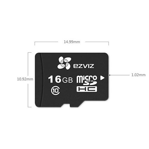 EZVIZ Carte Micro SDHC 16 Go pas cher