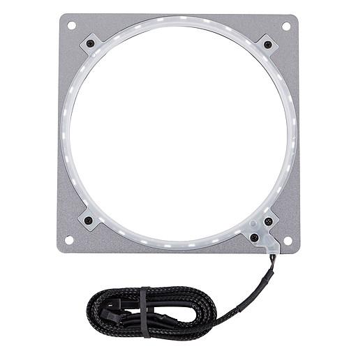 Phanteks Halos Lux RGB Fan Frame 140 mm - Argent pas cher