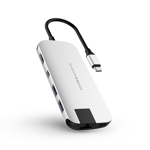 HyperDrive Slim (Argent) pas cher
