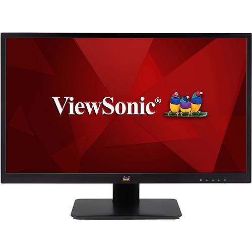 "ViewSonic 27"" LED - VA2710-MH pas cher"