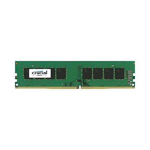 Crucial DDR4 4 Go 2666 MHz CL19 SR X8 pas cher