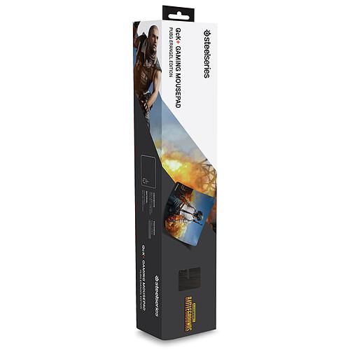 SteelSeries QcK+ (PUBG Erangel Edition) pas cher