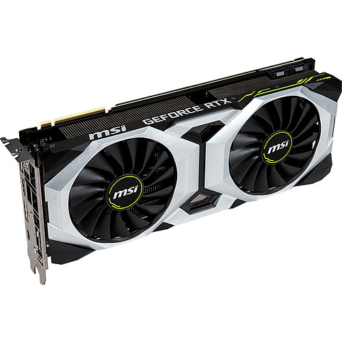 MSI GeForce RTX 2080 Ti VENTUS 11G OC pas cher