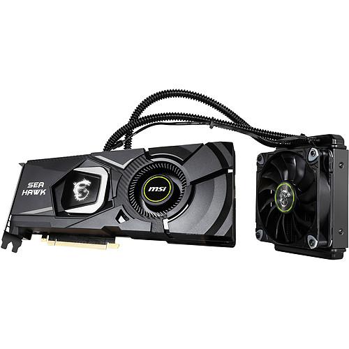 MSI GeForce RTX 2080 SEA HAWK X 8G pas cher