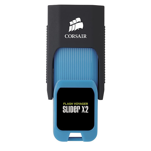 Corsair Flash Voyager Slider X2 USB 3.0 256 Go pas cher