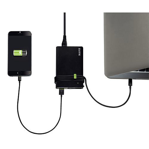 Leitz Chargeur universel USB-C pour ordinateur pas cher