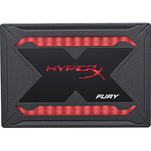HyperX Fury RGB SSD 960 Go pas cher