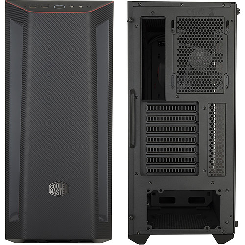 Cooler Master MasterBox MB510L (Rouge) pas cher