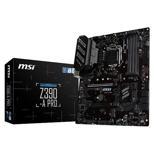 MSI Z390-A PRO pas cher