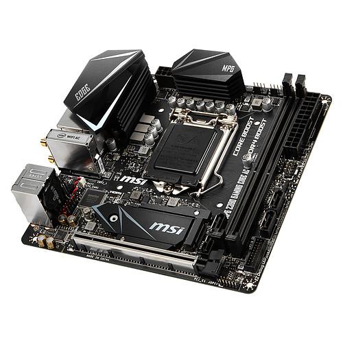 MSI MPG Z390I GAMING EDGE AC pas cher